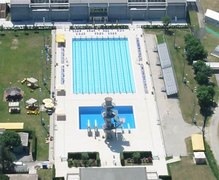 Swimming - Piscina settimo milanese ...